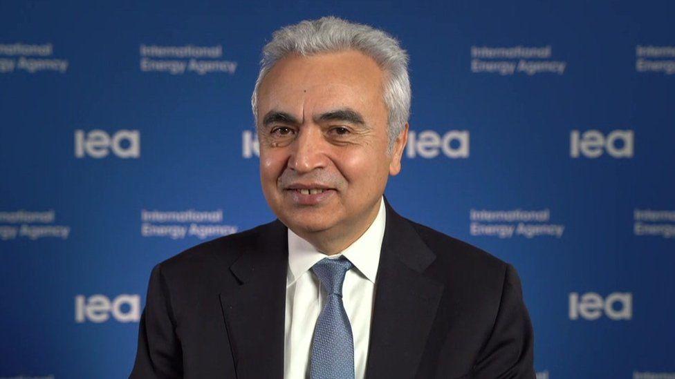 Dr Fatih Birol