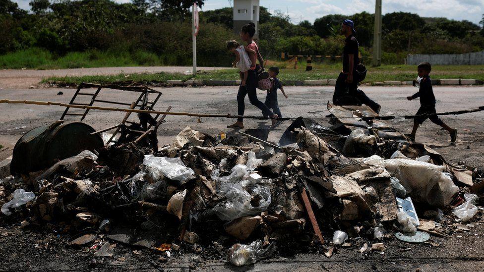 'Um vulcão que entrou em erupção': como é a vida em Pacaraima em meio à crise de imigração na Venezuela