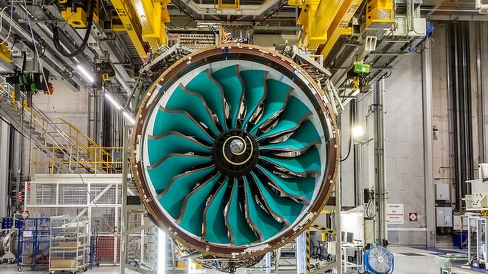 Rolls-Royce UltraFan engine