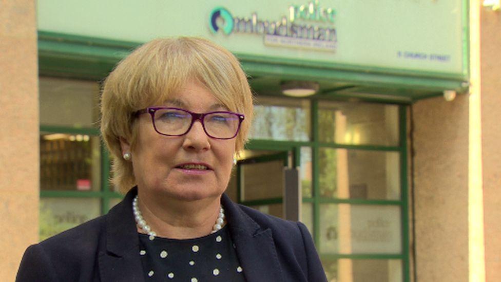 Ombudsman Marie Anderson