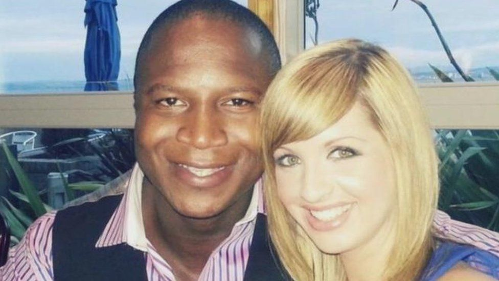 Sheku Bayoh and Collette Bell