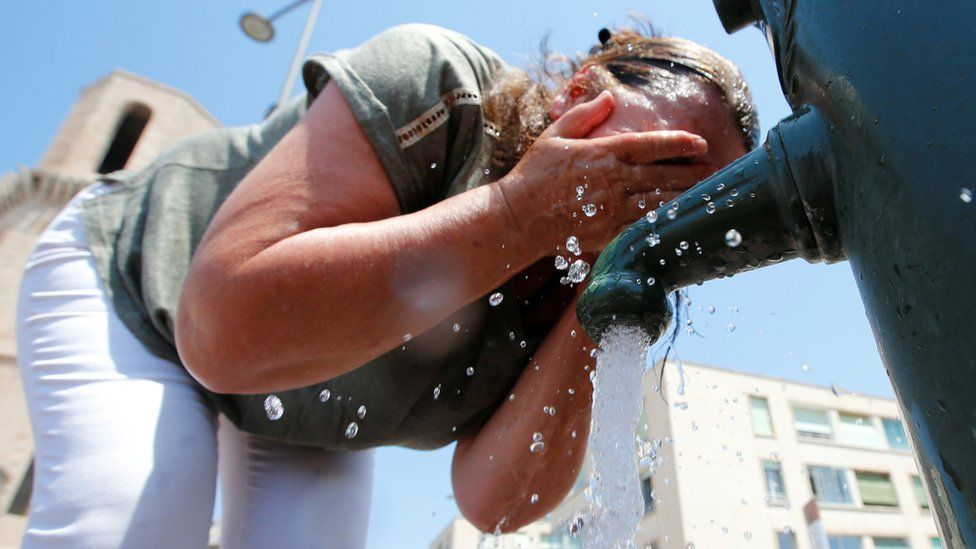 World experienced hottest June on record in 2019, says US agency