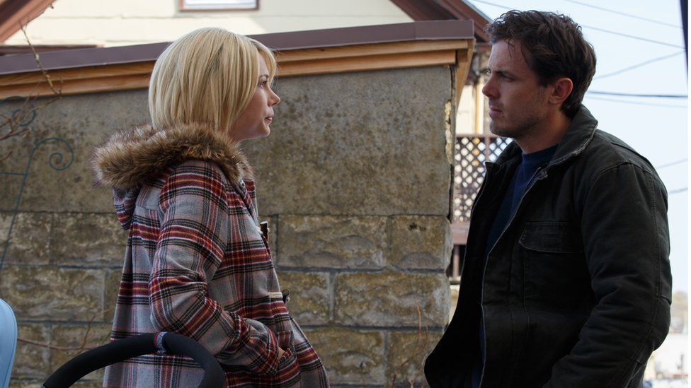 Michelle Williams and Casey Affleck