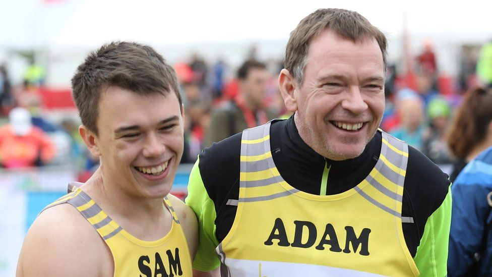 Sam Woodyatt and Adam Woodyatt