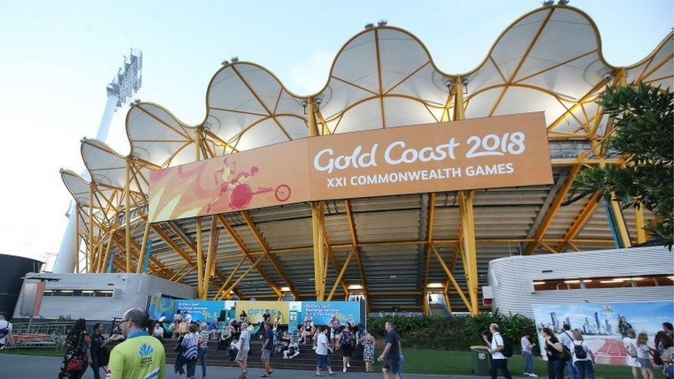 Carrara Stadium in Gold Coast, Australia