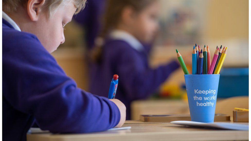 pupil class pencils