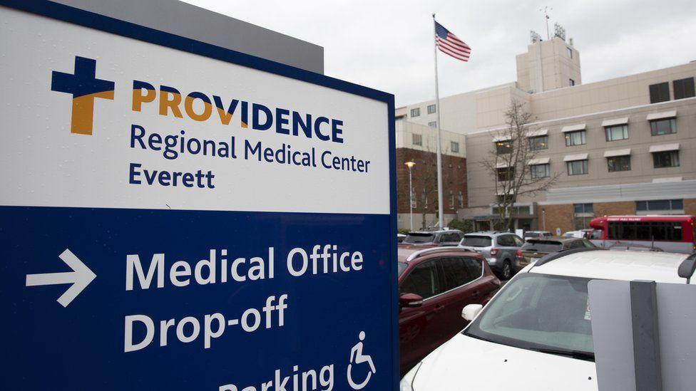 Providence Regional Medical Center in Everett, Washington