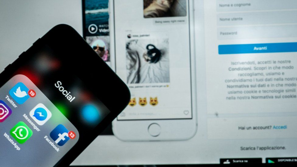 """The Facebook """"family"""" of apps was suffering issues, the company confirmed"""
