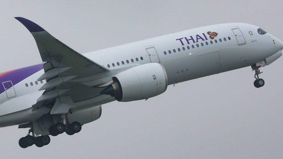 Thai Airways has been struggling with a fall in passenger numbers during the pandemic.