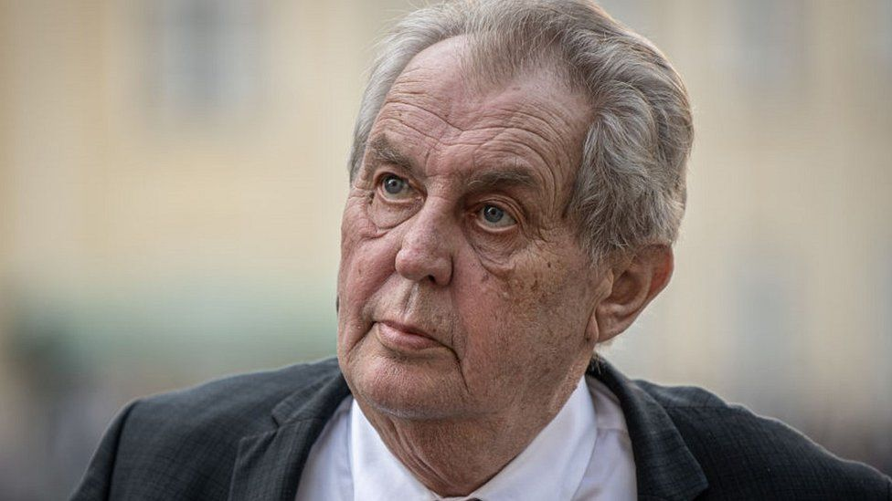 Milos Zeman: The Czech leader proud to be politically incorrect