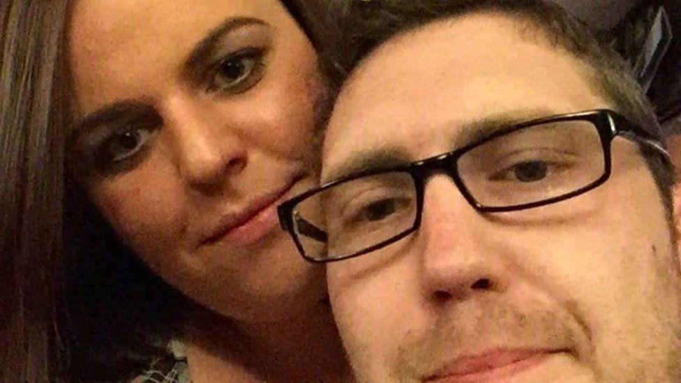 Jay Flynn and wife Sarah