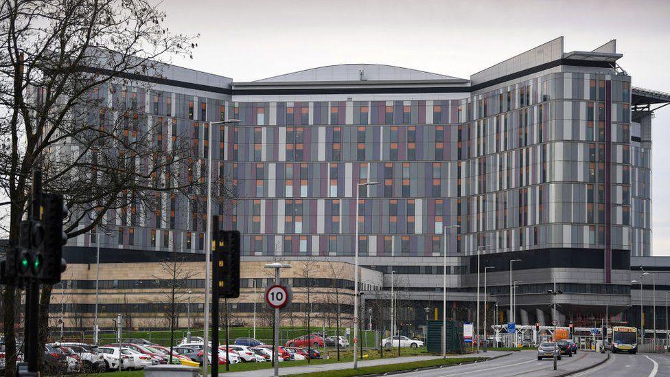 Glasgow hospital death of three-year-old boy probed by police