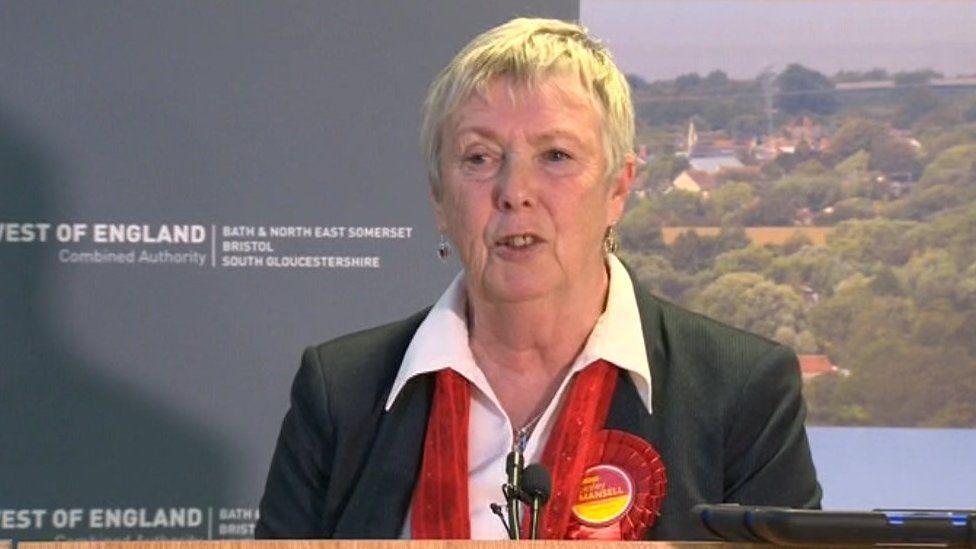 Lesley Ann Mansell Labour