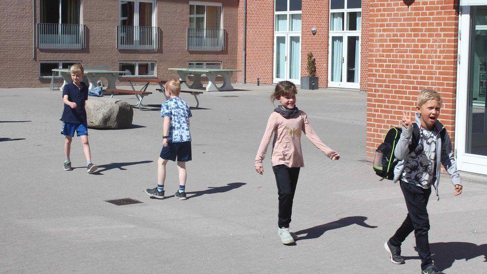 Roskilde school playground