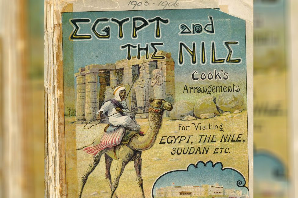 Nile holiday poster