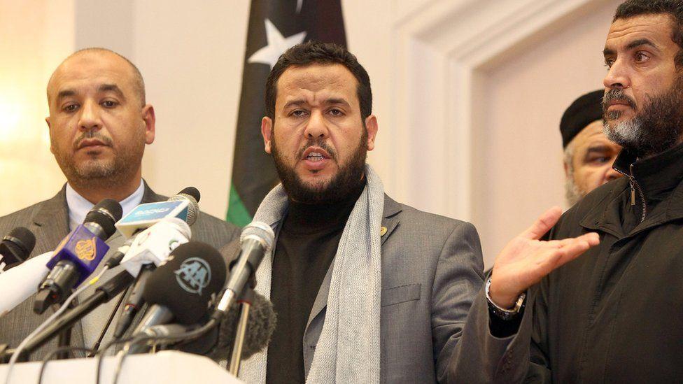 Picture of Abdul Hakim Belhaj