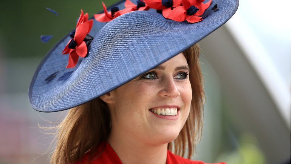 Princess Eugenie pictured in June 2017