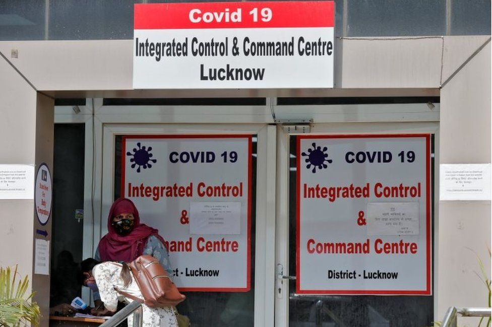 India coronavirus: Man charged over oxygen SOS for dying grandfather thumbnail