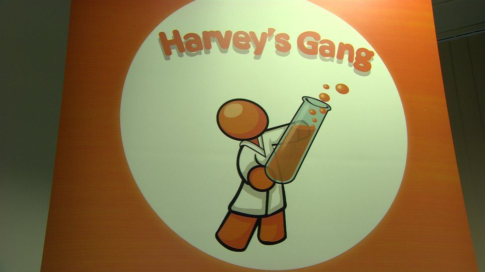 Harvey's Gang: a child with leukaemia has helped demystify the doctor's world for other children