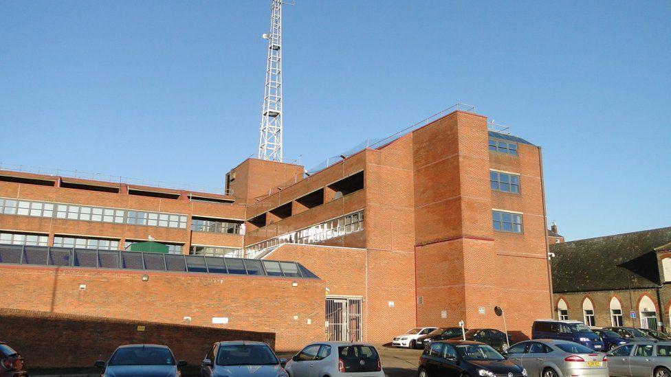 Lowestoft Police Station