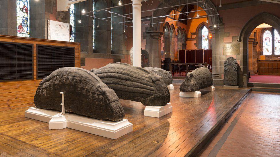 Govan Stones