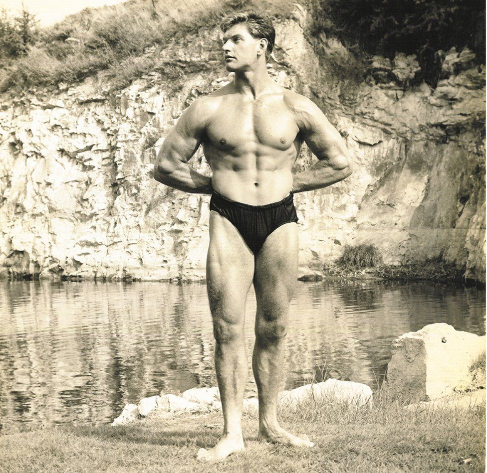 David Prowse at Henleaze Swimming Club