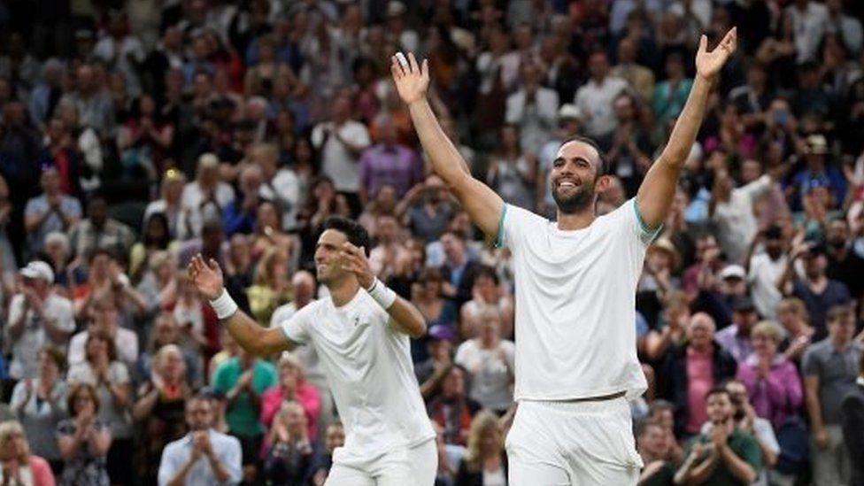 Cabal y Farah ganan en Wimbledon: los colombianos son campeones en la final de dobles