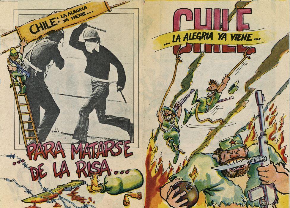 Plebiscito de 1988 en Chile: 10 históricos panfletos de la campaña electoral que cambió la historia del país