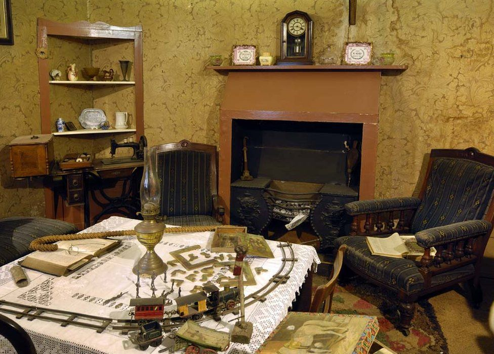 Victorian Parlour, Museum of East Anglian Life