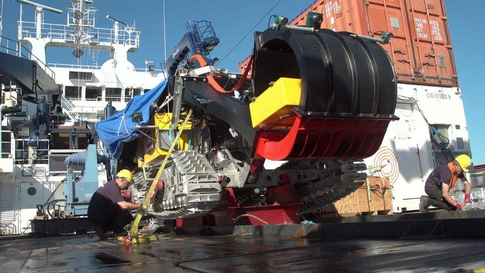 Electric car future may depend on deep sea mining