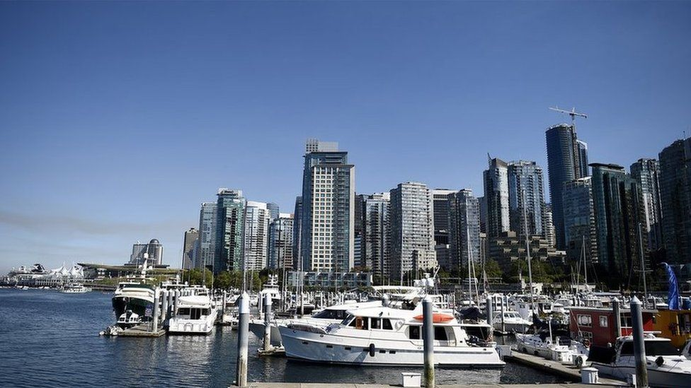 How gangs used Vancouver's real estate market to launder $5bn - BBC News