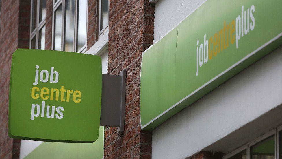 Generic image of a Job Centre Plus building