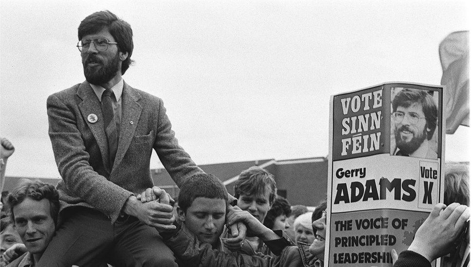 Gerry Adams 1983