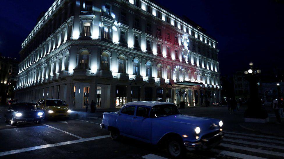 Dentro de la Manzana de Gómez, el centro comercial de lujo en el corazón de La Habana
