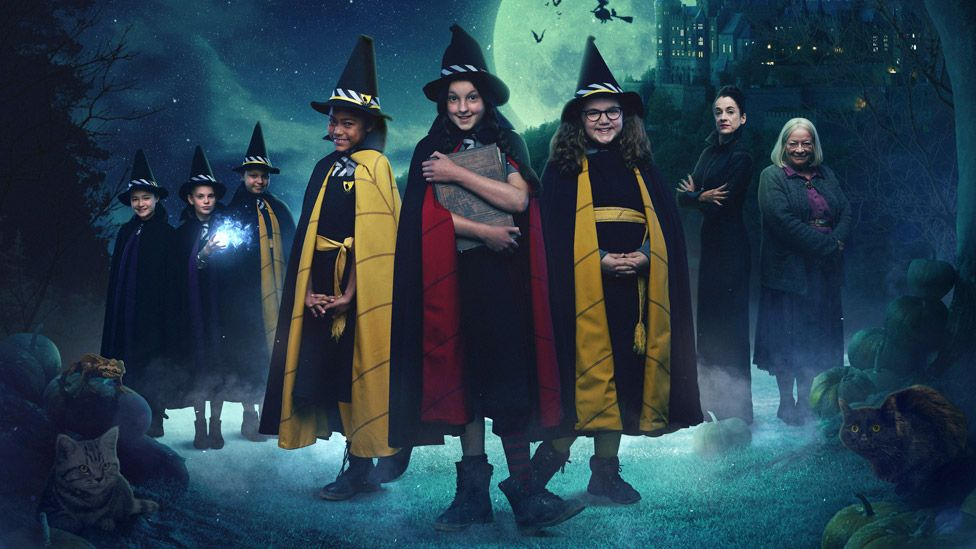 Cast of The Worst Witch TV 2016 series