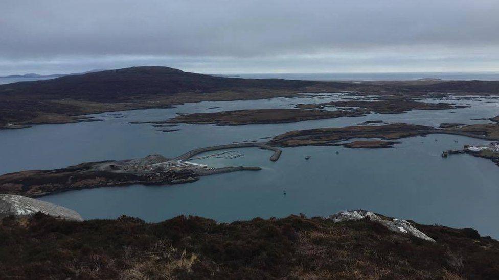 Leasachadh Cidhe Loch Baghasdail