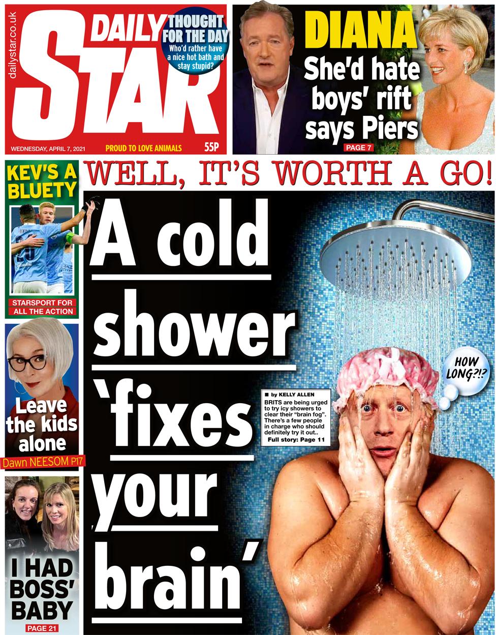 Daily Star Wednesday