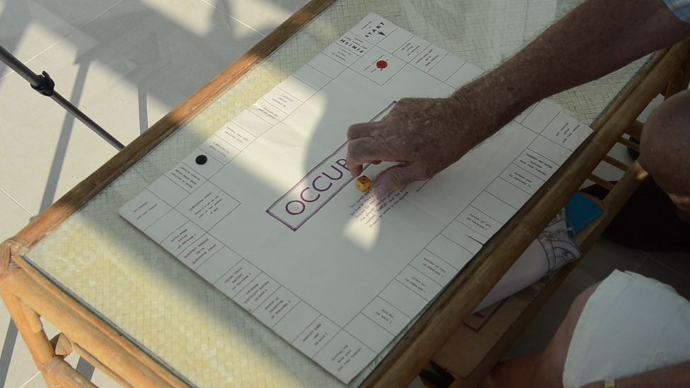 Occupation board game