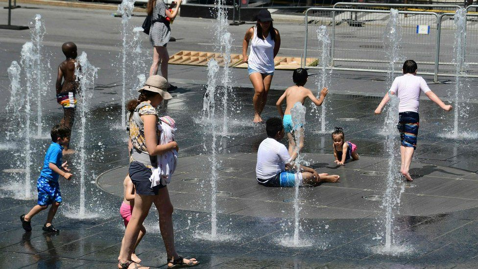 Up to 54 deaths linked to southern Quebec heat wave - BBC News