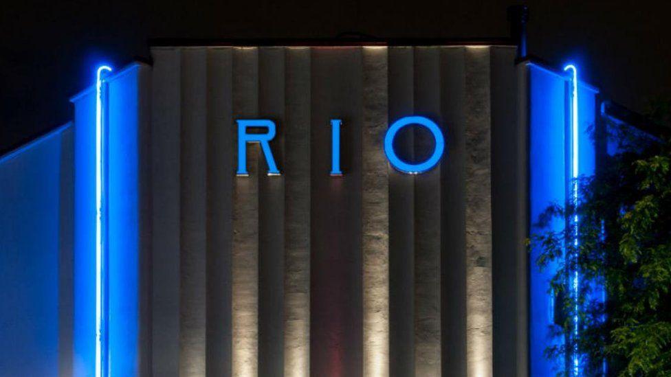 Rio Cinema in Dalston, London