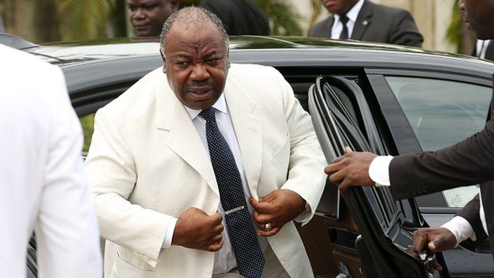 Ali Bongo de retour à Libreville