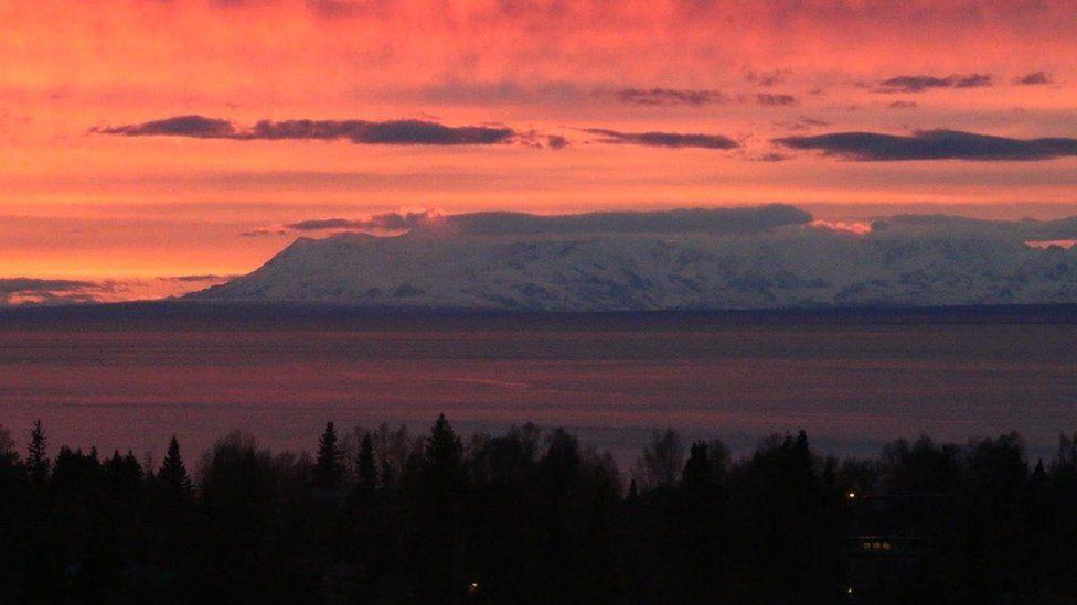 Alaska natural beauty