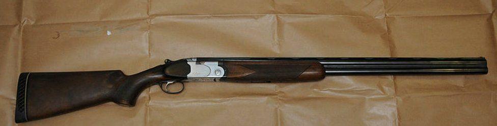Shotgun used in Kesgrave