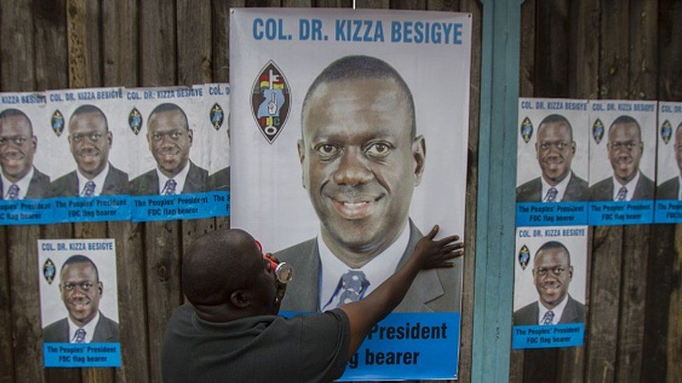 Dr Besigye has decided to come out of retirement to challenge incumbent president Yoweri Museveni after a nation wide out cry for him to come back and challenge the President in the 2016 elections.