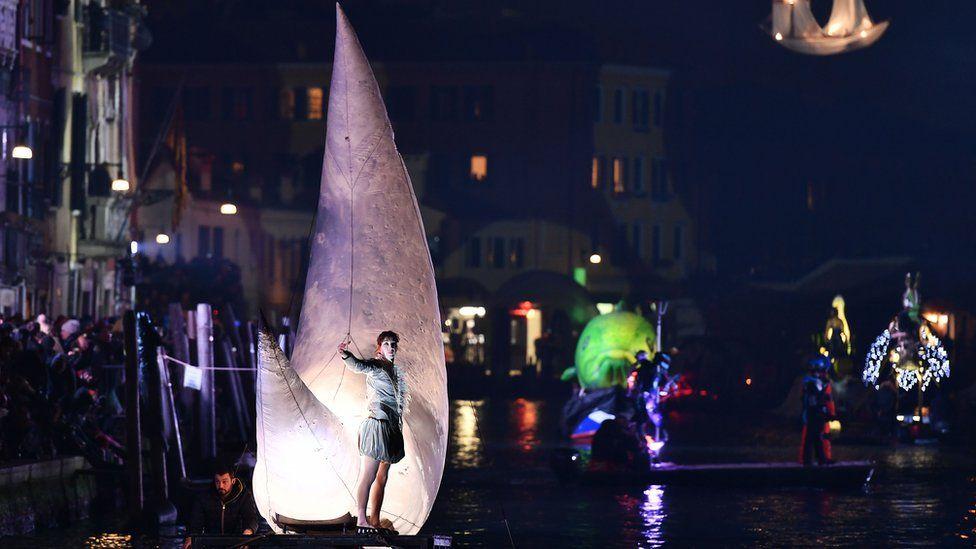 Венеційский карнавал
