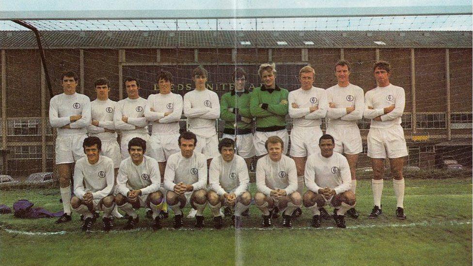 Leeds United 1969-70