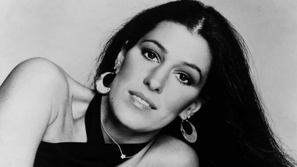 Rita Coolidge in the late 1970s