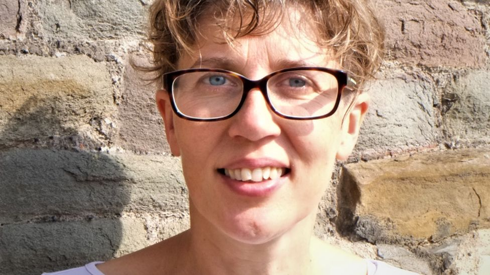 Diana Finch, managing director of Bristol Pound