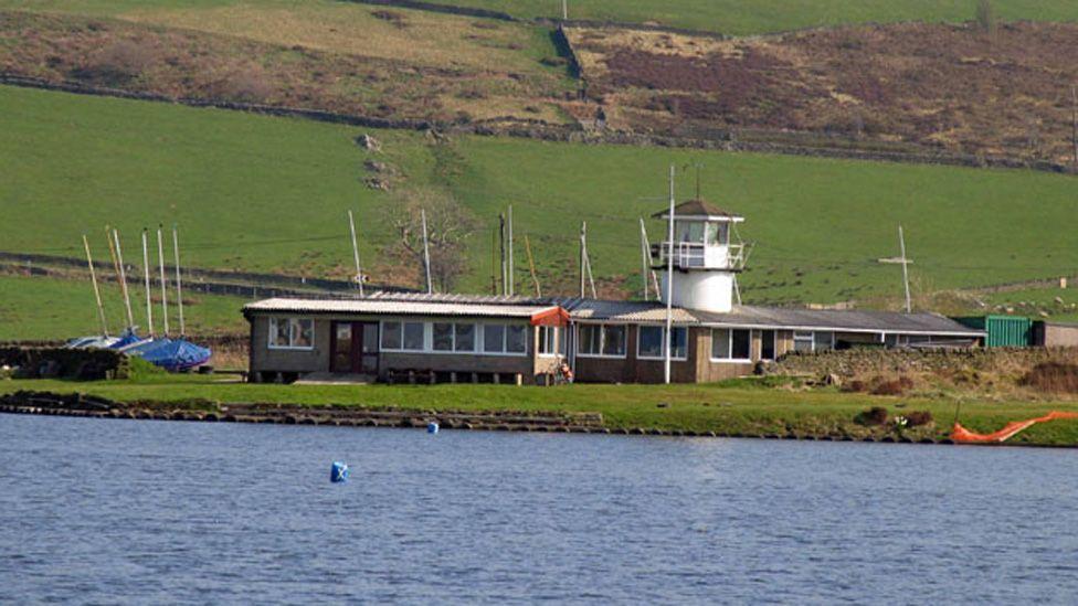 Tower at Huddersfield Sailing Club