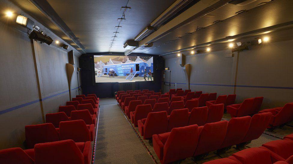 Screen Machine cinema